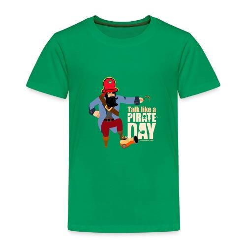 Sprich wie ein Pirat Tag - Kinder Premium T-Shirt