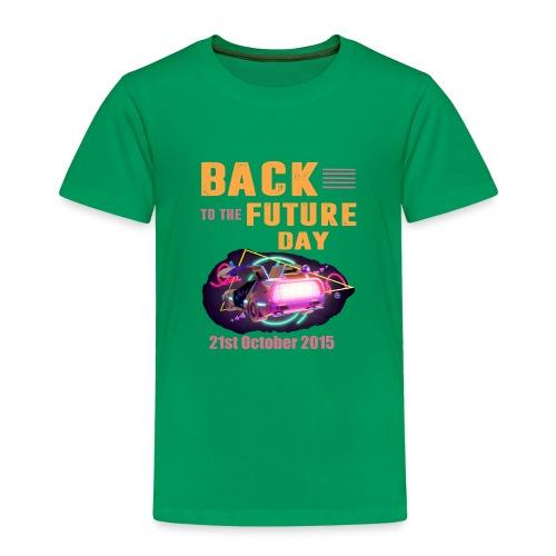 Zurück in die Zukunft - Kinder Premium T-Shirt
