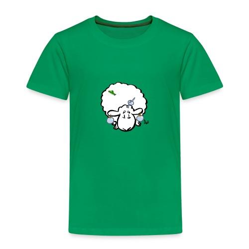 Pecore dell'albero di Natale - Maglietta Premium per bambini