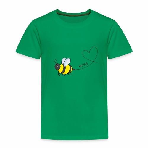 Bee mine - Koszulka dziecięca Premium
