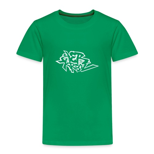 Tag ker kreol Blanc - T-shirt Premium Enfant