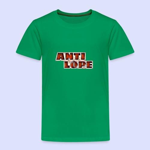 Antilope 0007 - Kinderen Premium T-shirt