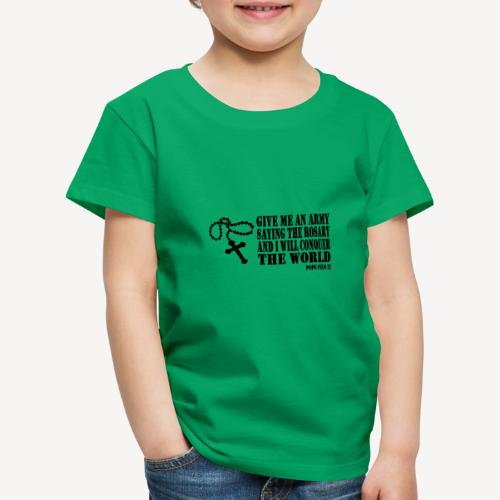 ROSARY - Kids' Premium T-Shirt