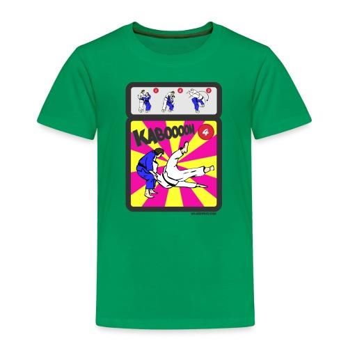 ippon acabat400 png - Camiseta premium niño
