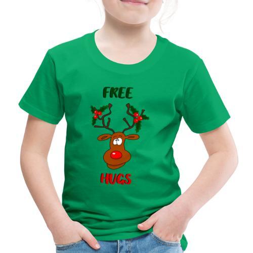 free hugs - T-shirt Premium Enfant