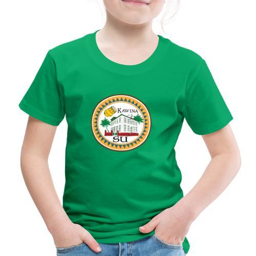 Kawina Republiek Suriname - Kinderen Premium T-shirt