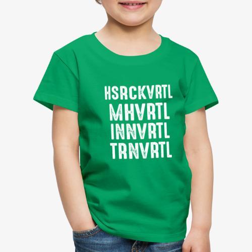 Viertel von Oberösterreich - Kinder Premium T-Shirt