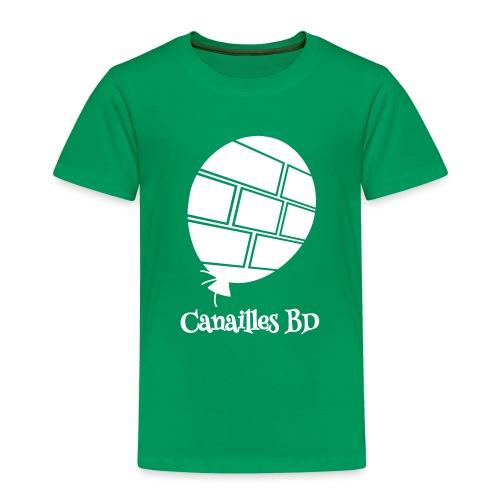 Canailles BD - T-shirt Premium Enfant