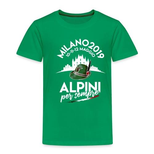 Alpini Per Sempre - Maglietta Premium per bambini
