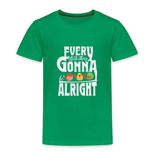 Three Birds (Light Label) - Kinder Premium T-Shirt