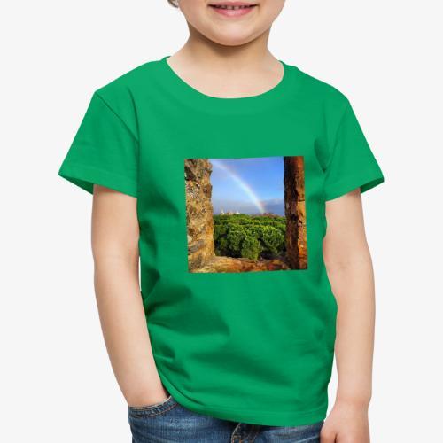 Lisbona rainbow - Maglietta Premium per bambini