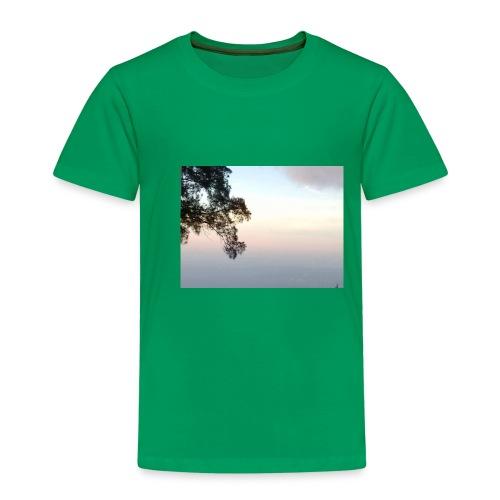 paisaje divivo - Camiseta premium niño