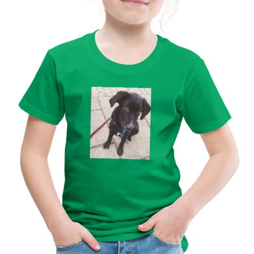 Hund twix - Kinder Premium T-Shirt