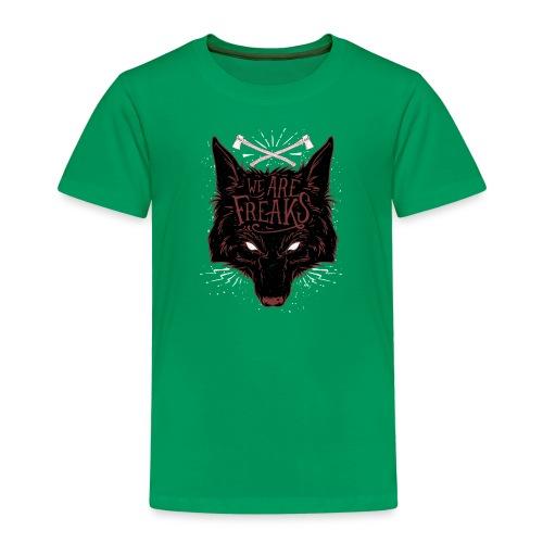 We are freaks - Kids' Premium T-Shirt