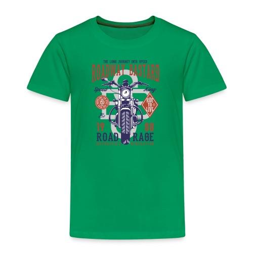 Roadway Bastard - Kinderen Premium T-shirt