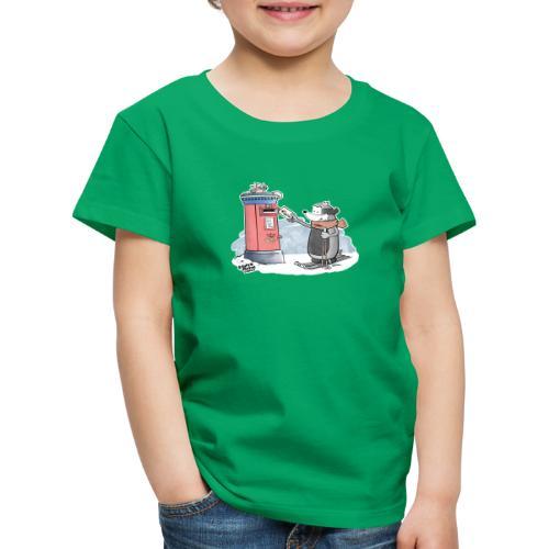 Royal Mail - Premium T-skjorte for barn