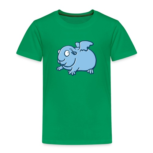 Wingy Piggy - Kinder Premium T-Shirt