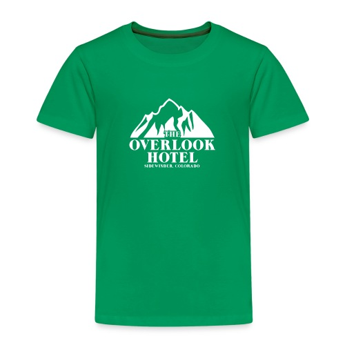 The Overlook Hotel merch - Børne premium T-shirt