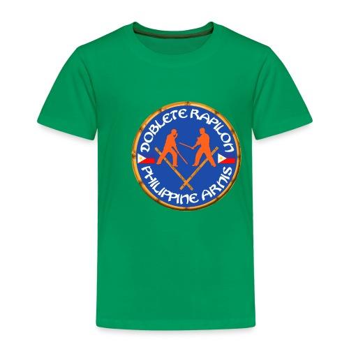 Arnis Kali Doblete Rapilon - T-shirt Premium Enfant