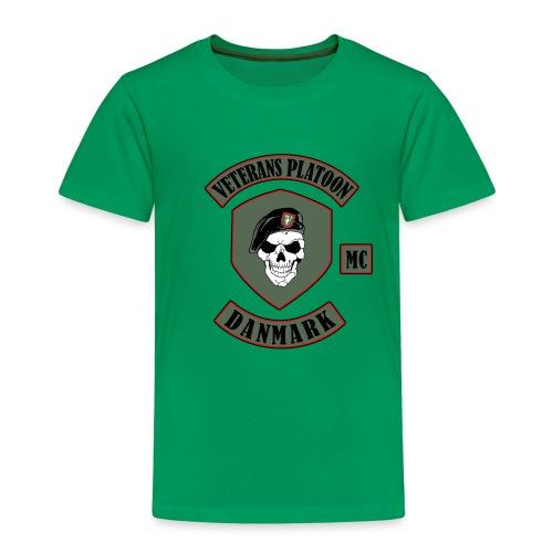 Veterans Platoon - Børne premium T-shirt