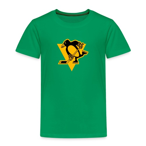 Pittsburgh Penguins Stadium Series Logo PIT - Lasten premium t-paita