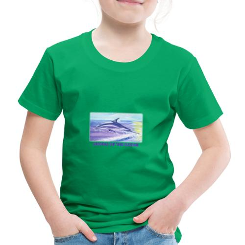 Angels of the Ocean - Kinder Premium T-Shirt