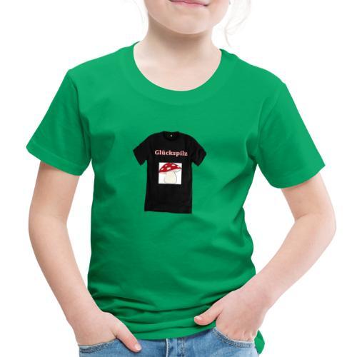 Glückspilz - Kinder Premium T-Shirt
