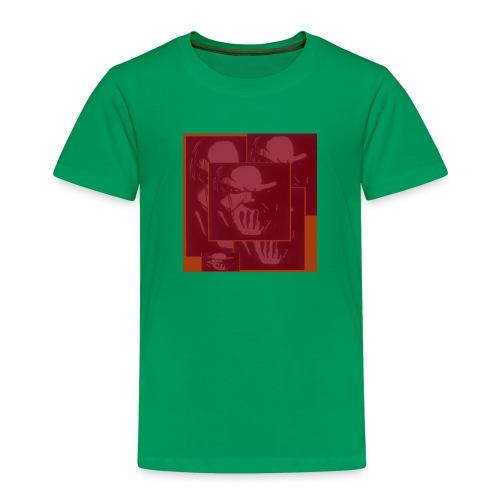 ROSTRO ROCK - Camiseta premium niño