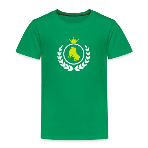 Skate Prinzessin - Kinder Premium T-Shirt