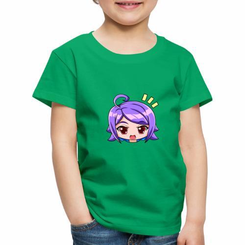 expresiones chica - Camiseta premium niño