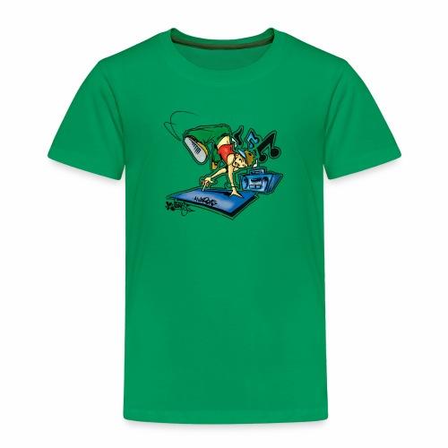 breaker part 2 colors edt fresh86 - Børne premium T-shirt