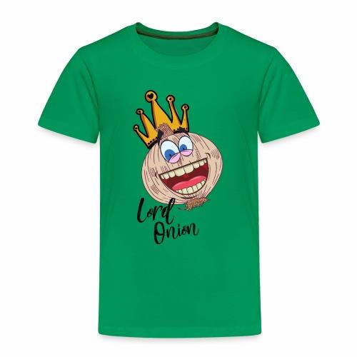LORD ONION | GESCHENKIDEE - Kinder Premium T-Shirt