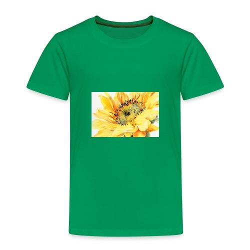 Girasol - Camiseta premium niño