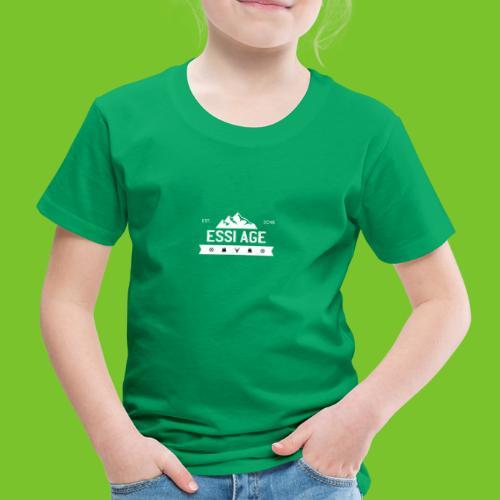 Mountain Two - Kinder Premium T-Shirt