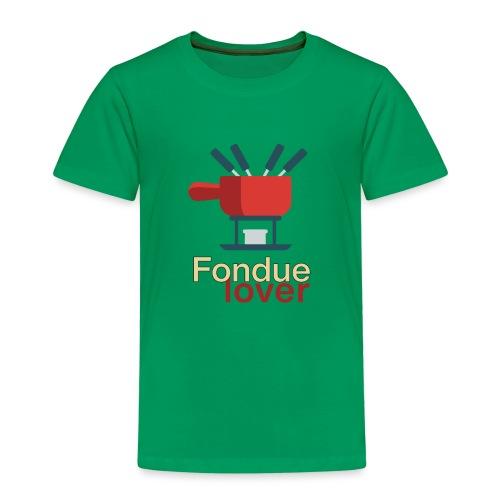 Fondue lover - T-shirt Premium Enfant