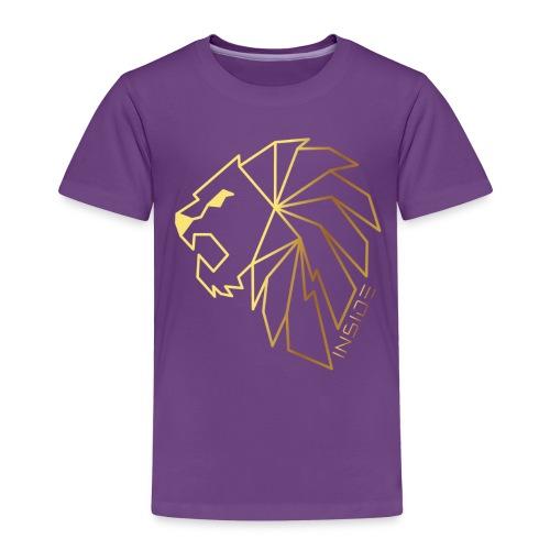 Löwe, Lion Inside - Kinder Premium T-Shirt