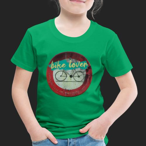 Bike lover - T-shirt Premium Enfant