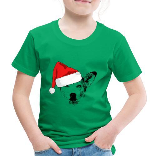 Weihnachten Podenco-Mix Hund Geschenk Podimix - Kinder Premium T-Shirt