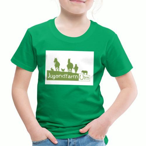 jugendfarmpng - Kinder Premium T-Shirt