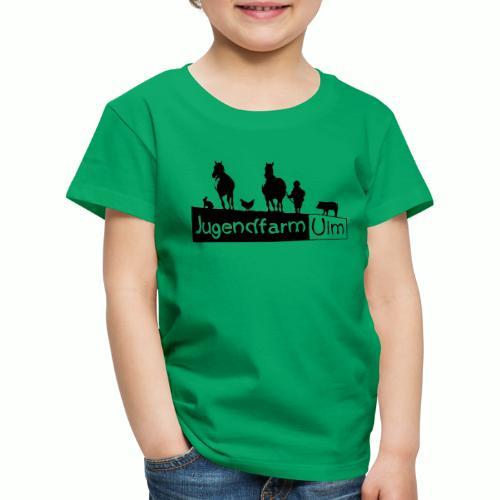 jugendfarm ulm - Kinder Premium T-Shirt