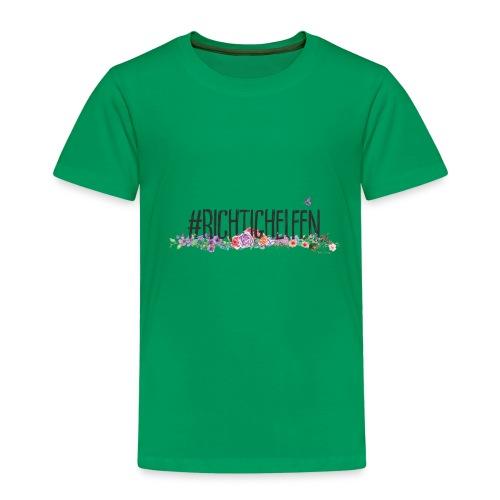 Richtig Helfen - Kinder Premium T-Shirt