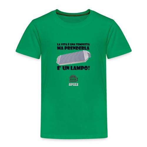 INTERCOOLER (nero) - Maglietta Premium per bambini