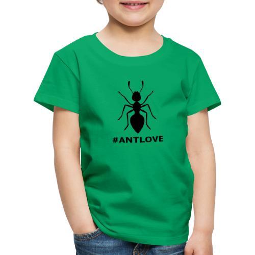 #ANTLOVE - Kids' Premium T-Shirt