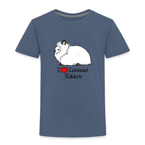 Lionhead 2 - Kids' Premium T-Shirt