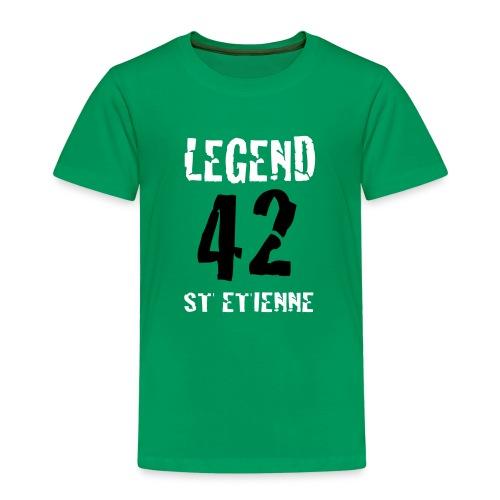 ST ETIENNE LEGEND 42 - T-shirt Premium Enfant