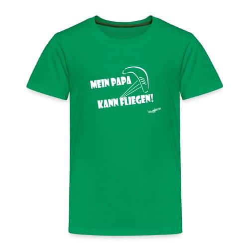 PapaKann - Kinder Premium T-Shirt