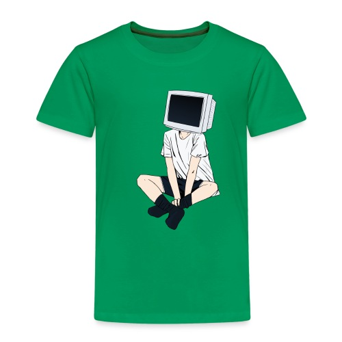Monitor Head 3 - Kids' Premium T-Shirt