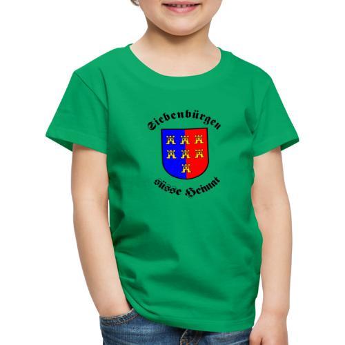 Siebenbürgen suesse Heimat - Wappen der - Kinder Premium T-Shirt