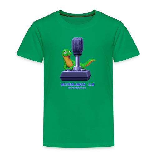RetroLurch 20 - Kinder Premium T-Shirt