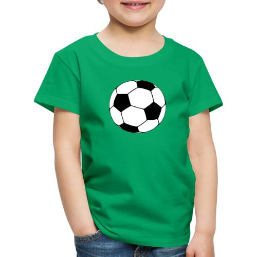 fussball - Kinder Premium T-Shirt